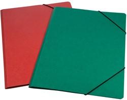 Class'ex elastomap, ft 23,5 x 31 cm (voor ft A4), geassorteerde kleuren