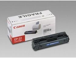 Canon Tonercartridge zwart EP22 - 2500 pagina's - 1550A003