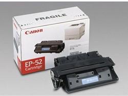 Canon Tonercartridge zwart EP52 - 10000 pagina's - 3839A003