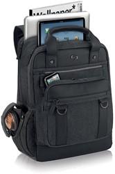 Solo laptoprugzak Executive Bradford voor 15,6 inch laptops, zwart