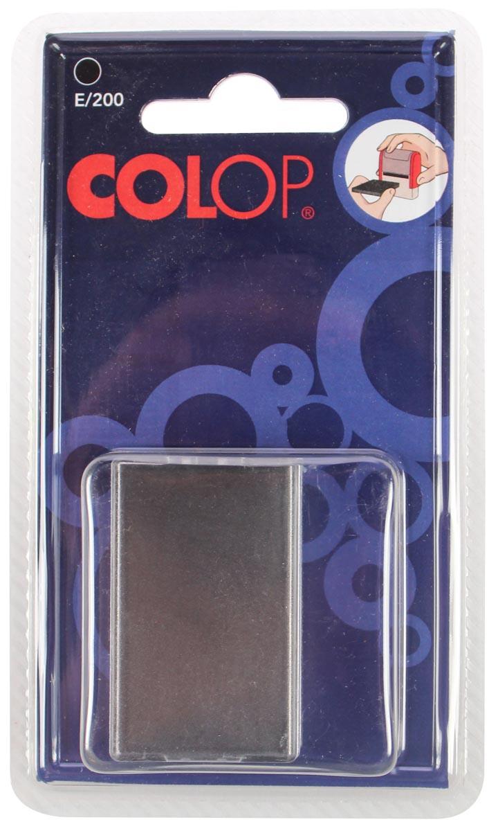 Colop stempelkussen zwart, voor stempel S220, S220W, blister van 2 stuks