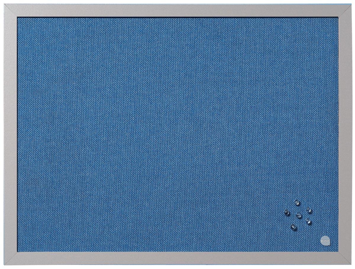 Bisilque Notitiebord blauw