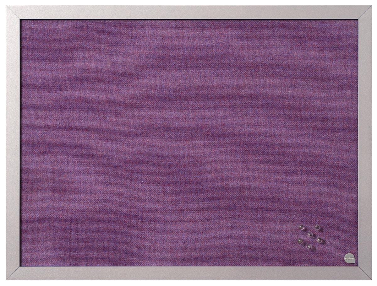 Afbeelding van Bi-Office Notitiebord lavendel