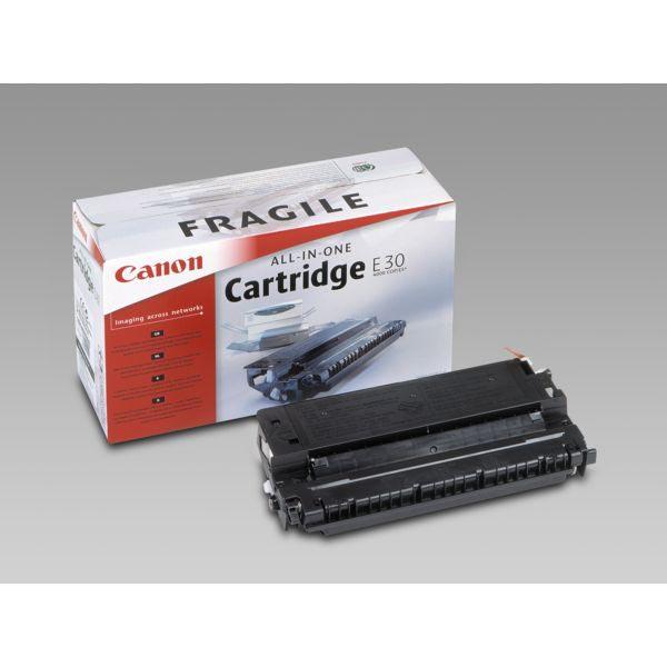 Canon Tonercartridge zwart E30 - 4000 paginas - 1491A003