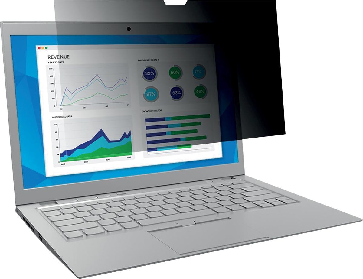 3M privacy filter voor Apple MacBook Pro 13 inch 2016