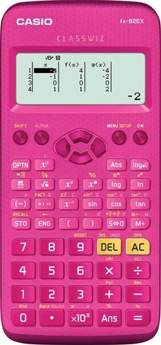 Casio wetenschappelijke rekenmachine FX-82EX-PK