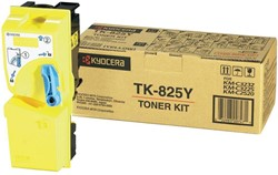 Kyocera Toner geel TK825Y - 7000 pagina's - 1T02FZAEU0