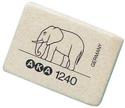 Aka gum Olifant medium formaat, doos van 40 stuks