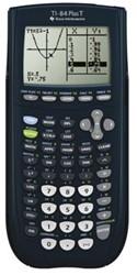 Texas grafische rekenmachine TI-84 Plus met examenfunctie