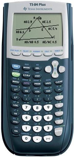 Texas grafische rekenmachine TI-84 Plus