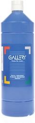 Gallery plakkaatverf, flacon van 1 l, donkerblauw