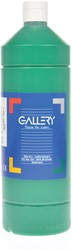 Gallery plakkaatverf, flacon van 1 l, donkergroen