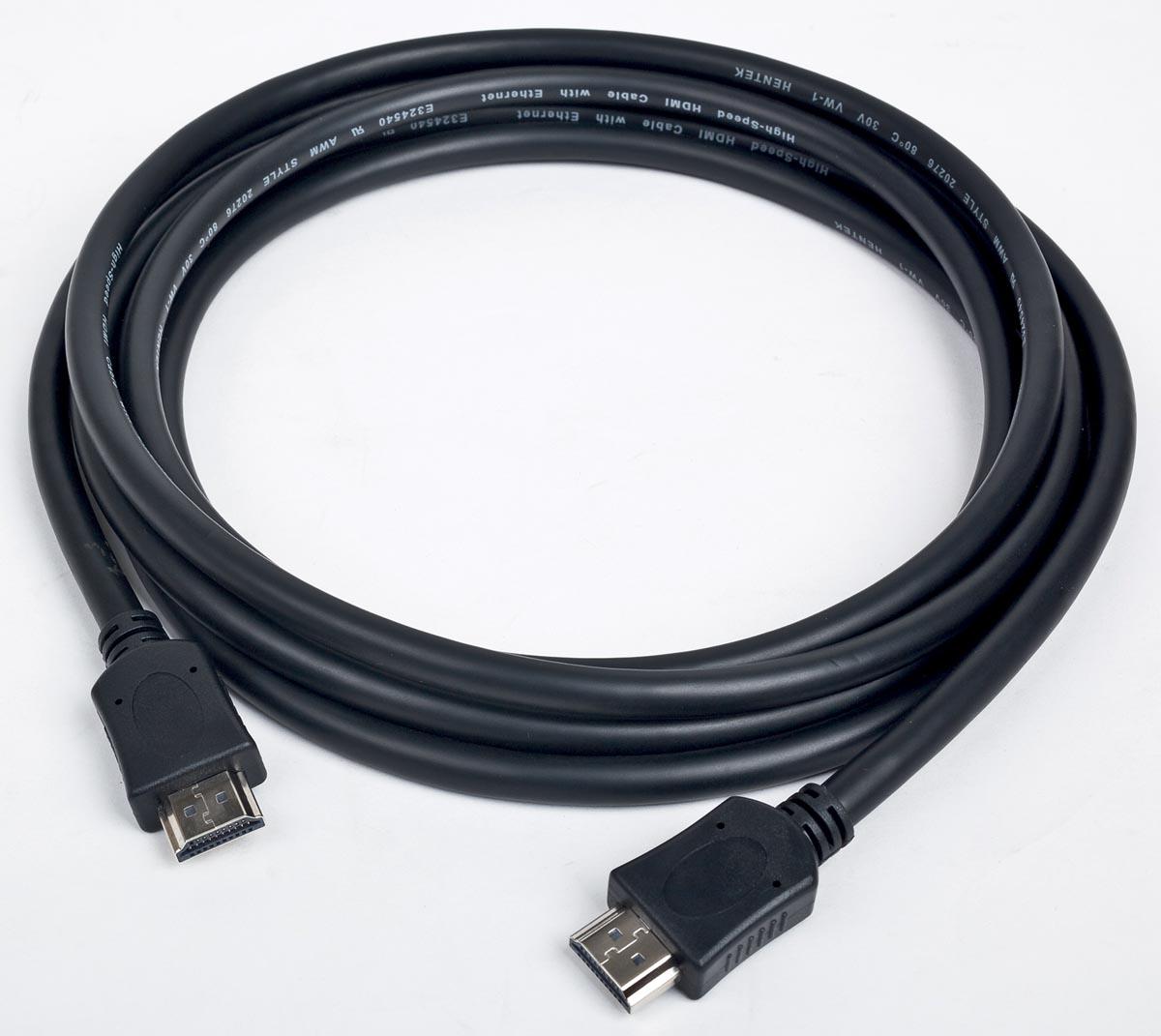 Cablexpert High Speed HDMI kabel met Ethernet, 10 m