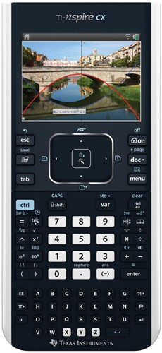 Texas grafische rekenmachine TI-Nspire CX CAS-3