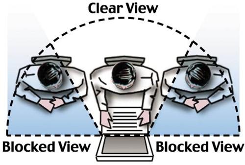 3M Gold privacy filter voor breedbeeldlaptop 12,5 inch-3