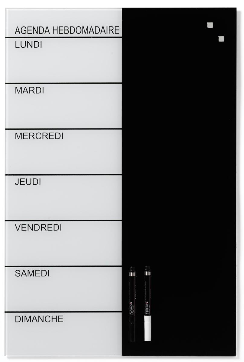 Naga Weekplanner Franstalig