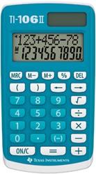 Texas Zakrekenmachine TI-106II