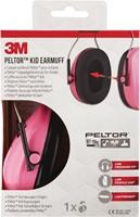 3M oorbeschermers Peltor Kid, geluidsdemping tot 98 dB, roze-2