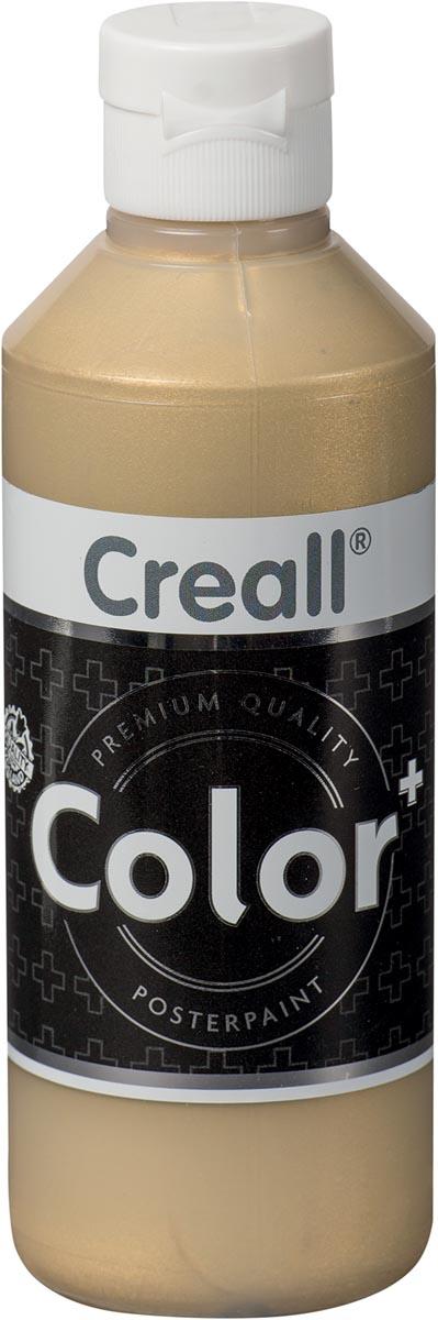 Plakkaatverf Creall Color goud