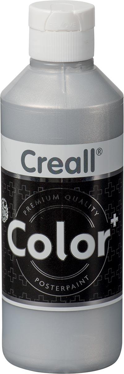 Plakkaatverf Creall Color zilver