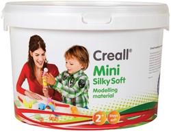 Creall boetseerpasta, pot van 1,35 kg met 8 geassorteerde kleuren