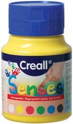 Creall vingerverf Senses, doos met 6 flacons van 500 ml