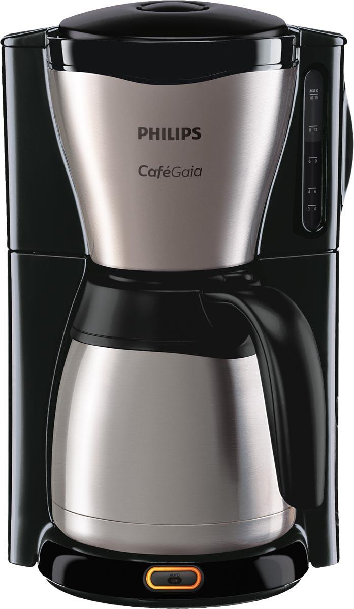 Philips koffiezetapparaat Caf� Gaia met thermokan