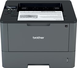 Brother zwart-witlaserprinter HL-L5100DN