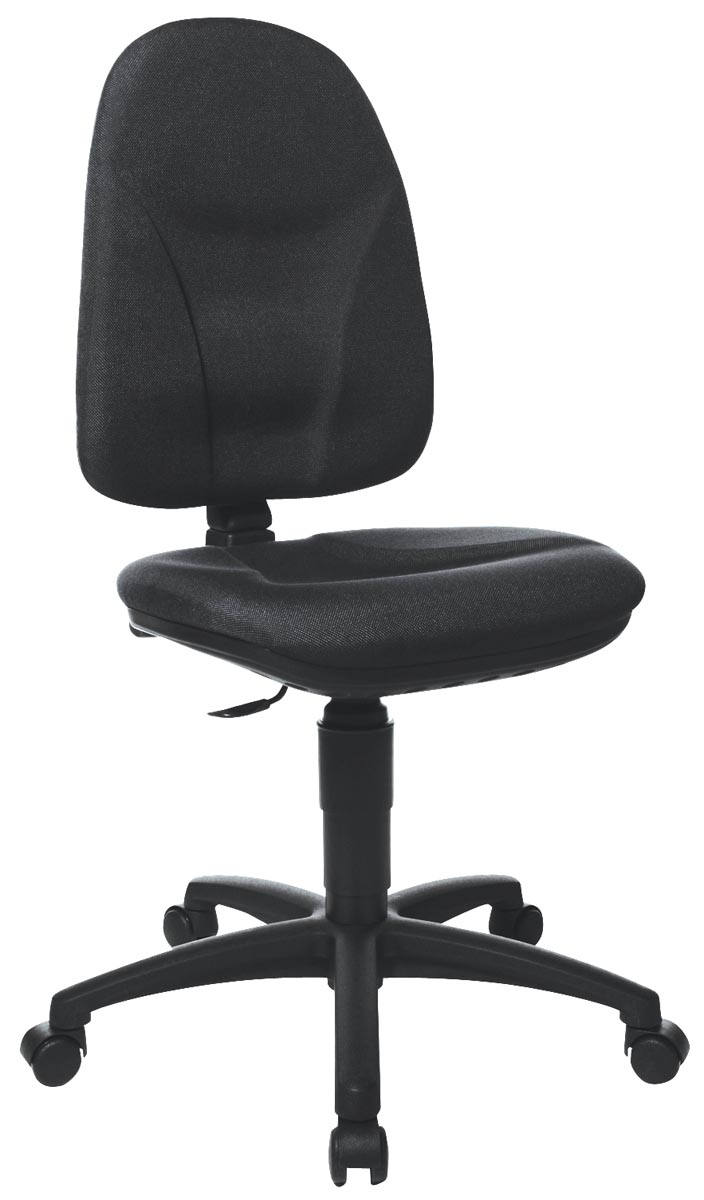 5Star 5STAR HOME CHAIR 50 ZWART (HP50G20)