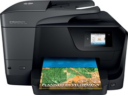 HP All-in-One printer 8710