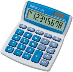 ibico bureaurekenmachine 208X