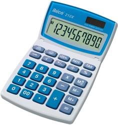 ibico bureaurekenmachine 210X