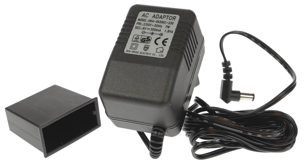 Adapter Ibico rekenmachine 1211X en 1214X
