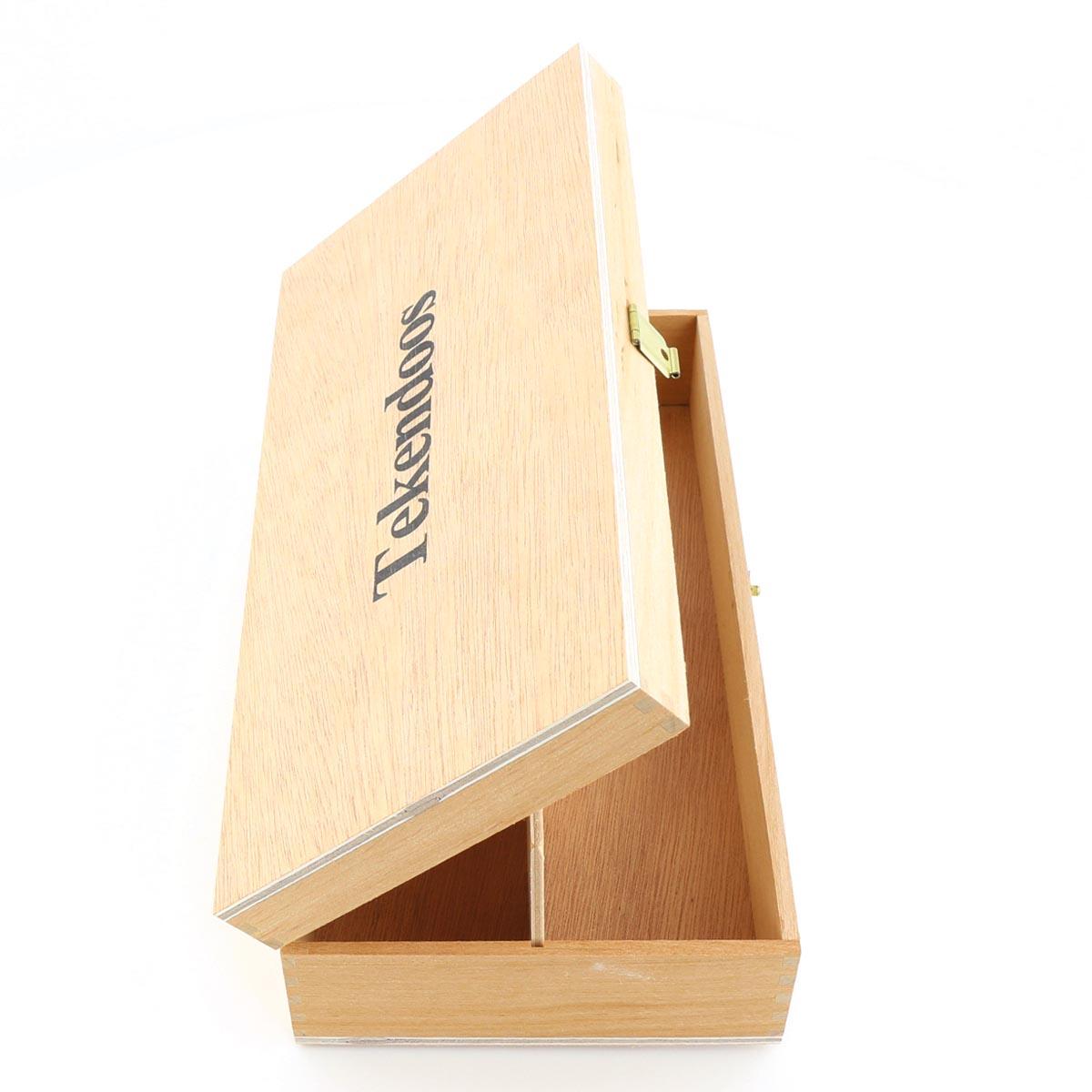 Kangaro houten tekendoos