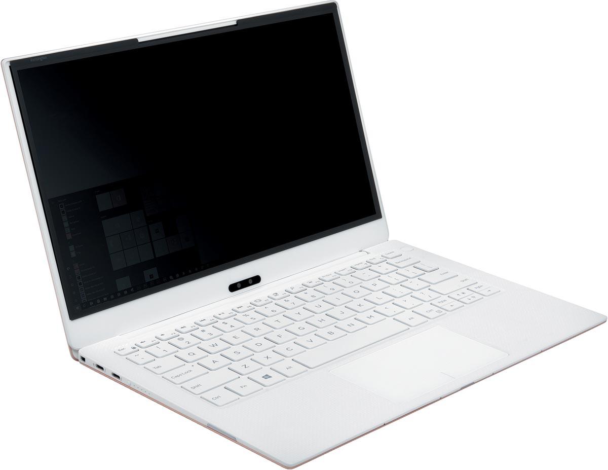 Kensington MagPro privacy filter, dubbelzijdig, met magneetstrips, voor laptops van 12,5 inch, 16:9