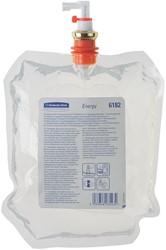 Kimberly Clark navulling voor luchtverfrisser Aquarius, energy, flacon van 300 ml, pak van 6 stuks