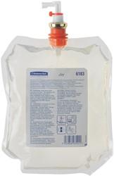 Kimberly Clark navulling voor luchtverfrisser Aquarius, joy, flacon van 300 ml, pak van 6 stuks