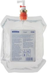 Kimberly Clark navulling voor luchtverfrisser Aquarius, fresh, flacon van 300 ml, pak van 6 stuks