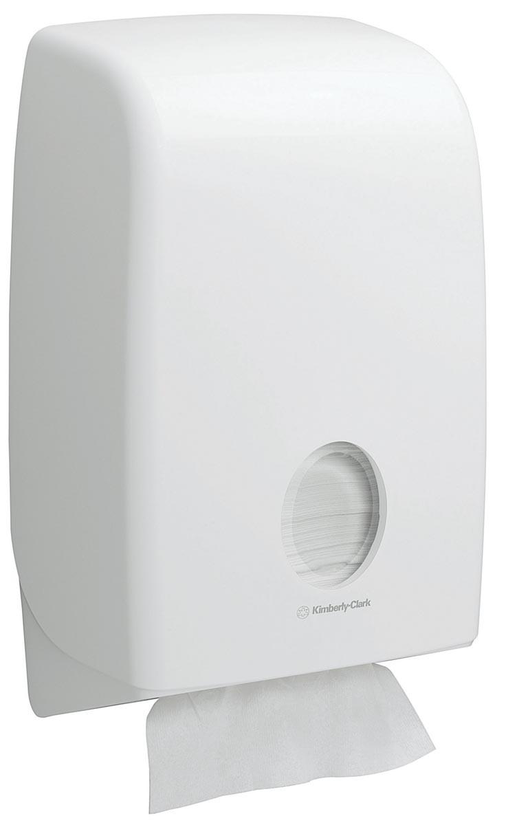 Kimberly Clark handdoekdispenser Aquarius, voor intergevouwen handdoeken