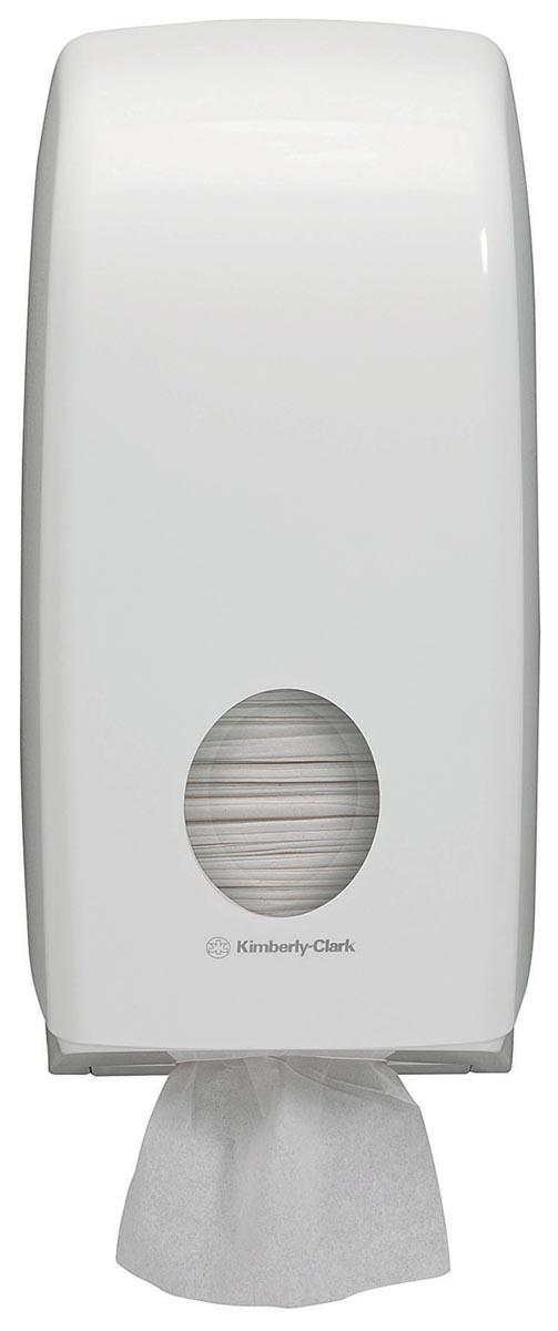 Kimberly Clark toiletpapierdispenser Aquarius
