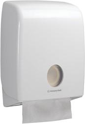 Kimberly Clark handdoekdispenser Aquarius, voor handdoeken met C-vouw