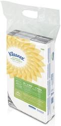 Kleenex papieren handdoeken Slimfold, intergevouwen, 2-laags, 90 vellen, pak van 8 stuks
