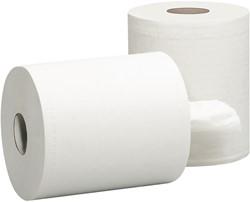 Tork poetspapier Reflex Centerfeed, 2-laags, 120 meter, pak van 6 rollen