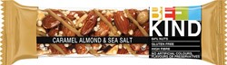 Be Kind Caramel Almond & Sea Salt, reep van 40 g, pak van 12 stuks