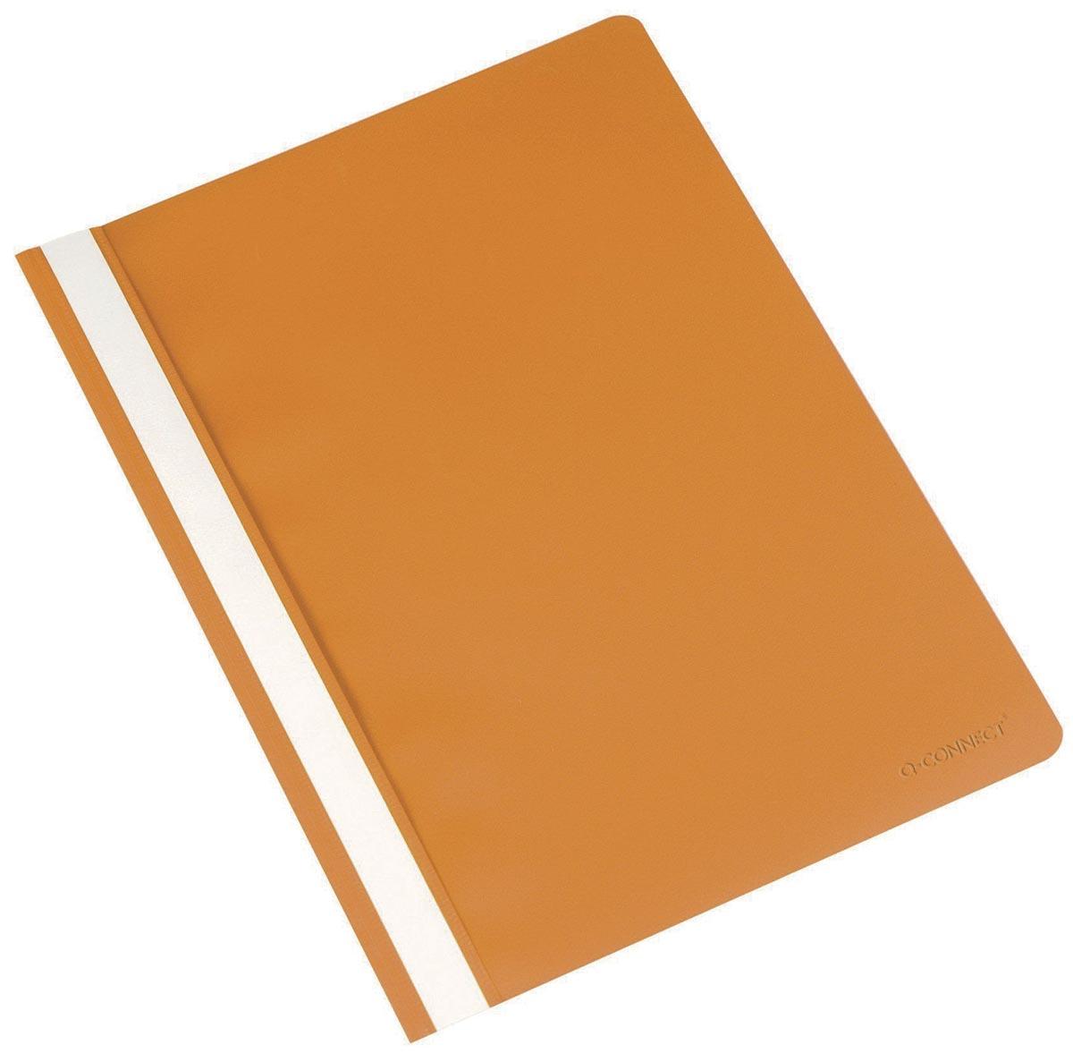 Q-Connect snelhechtmap, oranje