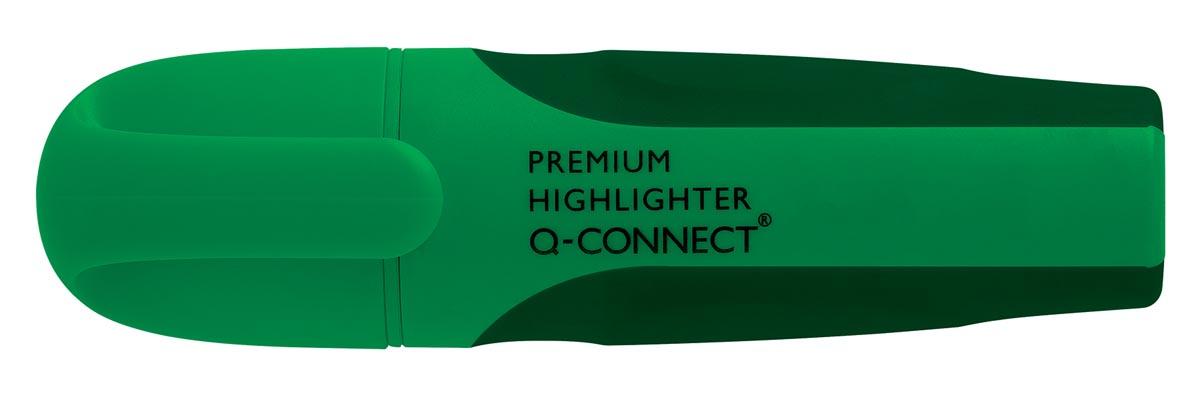 Q-Connect Premium markeerstift, donkergroen