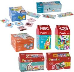 Apli Kids kit met educatieve spelletjes