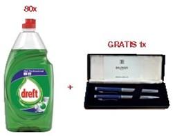 Actie Dreft: 40 x 041196 + 1 x Pen van Balmain GRATIS
