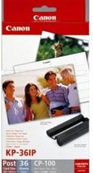 Canon Inking Kit + InkJet-Papier KP36IP - 36 pagina's - 7737A001