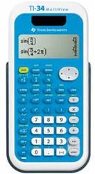 Texas wetenschappelijke rekenmachine TI-34 Multivi teacher pack: 30 stuks
